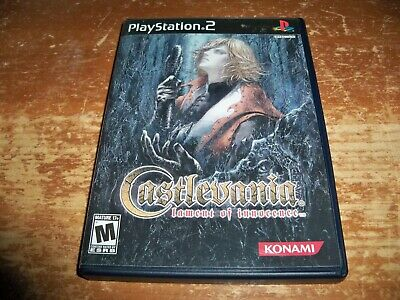 PlayStation 2 PS2 Complete Game -- CASTLEVANIA - Lament Of Innocence