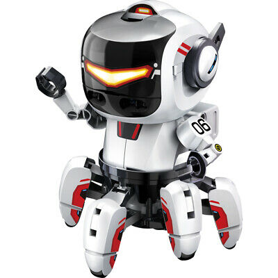 Tobbie II Robot Great Tool for the Classroom Age 8+Two in-built IR sensors
