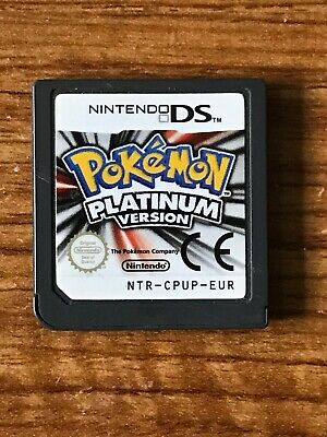 Pokemon: Platinum Version USA DS Nintendo DS Game, Cartridge Only! GENUINE