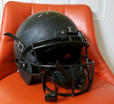 Nwt Xenith Youth X2e Football Helmet Matte Black And White