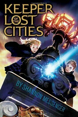 NEW - Keeper of the Lost Cities by Messenger, Shannon