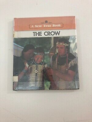 A True New Book : The Crow -  Ruth Hagman (Hardcover, 1992)