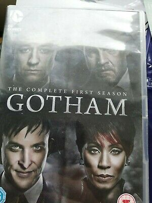 Gotham The Complete First Season DVD 6 discs