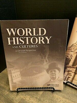 Abeka World History And Cultures - 3Rd Edition - Current -  10Th Grade