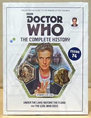 Doctor Who Complete History Issue 74 Volume 81 Under The Lake  *NEW & SEALED*