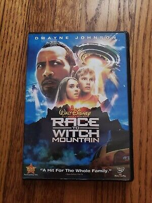 Race to Witch Mountain (Blu-ray/DVD, 2010, 2-Disc Set)
