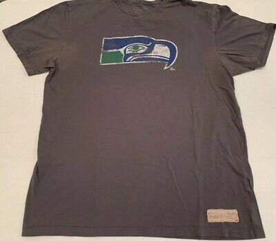 sale retailer 4687d 62ed4 BRIAN BOSWORTH SEATTLE Seahawks Mitchell & Ness Throwback ...