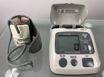 Riester Ri-comfort Digital Blood Pressure Monitor With Adult Cuff Battery Power