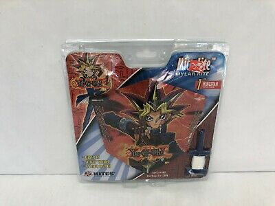 Yu-Gi-Oh Kite Microlite Mylar Kite YuGiOh Collectible Cool Anime Character Toy
