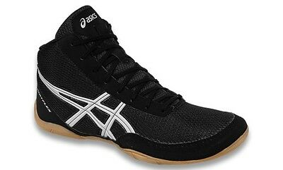 Details about Asics HYPERSPRINT 6 Men's G500Y.0190 WhiteBlackYellow TrackField Shoes