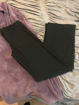 NWOT The Limited Collection Black Collection Womens Dress Pants Designer Sz 4