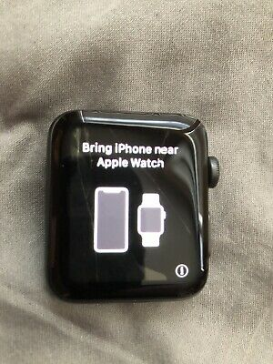 Apple Watch Nike+ 42mm Series 3 GPS+Cellular - Space Gray