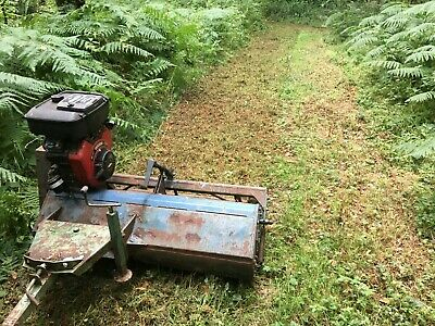 Quad Mower