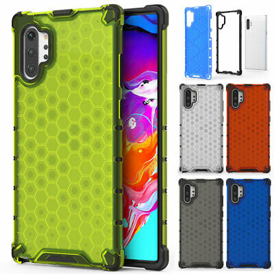 Shockproof Armor Heavy Duty Back Case Cover for Samsung Galaxy Note 10 S10 Plus