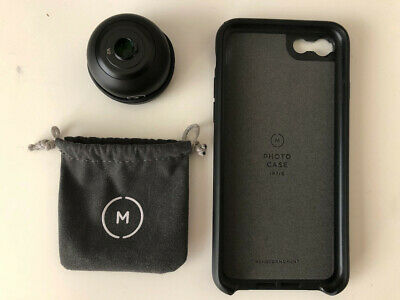 MOMENT 18mm WIDE LENS V2 with iPhone 7/8 Case
