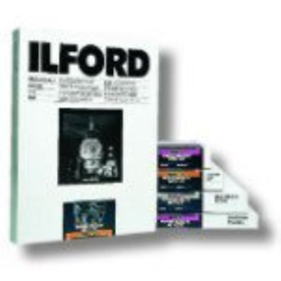 Ilford 8x10 Multigrade IV RC DLX Pearl 100 Sheets 1771318 Black and White Paper