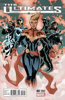 The Ultimates #1 (Vol 2) 1:25 Variant by Terry Dodson