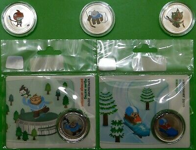 2014 Canada $20 Fine Silver Coin - Summertime Mint Sealed Package