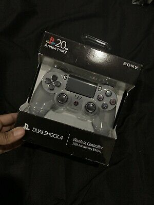 PlayStation 4 DualShock 4 Wireless Controller 20th ANNIVERSARY EDITION PS4