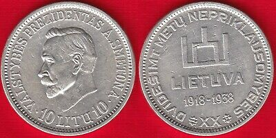 """Lithuania 50 litu 2014 /""""25th ann of the Baltic Way/"""" Silver PROOF"""