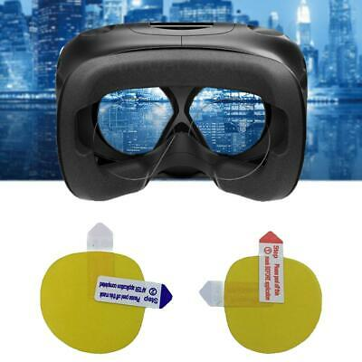 2 Pairs Lens Protector HD Clear Lens Protective Film for HTC Vive Pro VR Headset