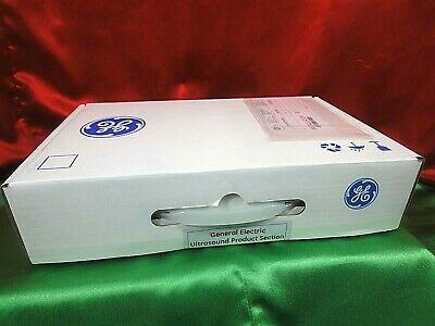 **NEW** GE ULTRASOUND PROBE MODEL L12n-RS JAN 2019 - SEALED BOX UNOPEND