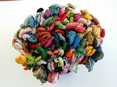 Stranded cotton Embroidery threads BIG bundle 200 8m Skeins 180 Colours
