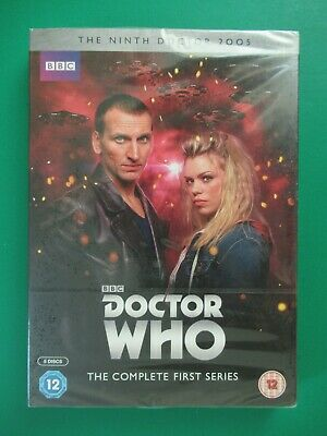 The Ninth Doctor Who Complete First Series NEW DVD
