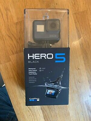 GoPro Hero5 4k ULTRA HD Camcorder - Black - Brand New in Box