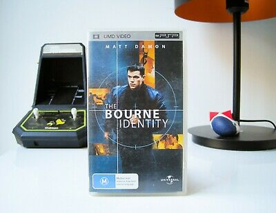 The Bourne Identity - Psp/Umd Video