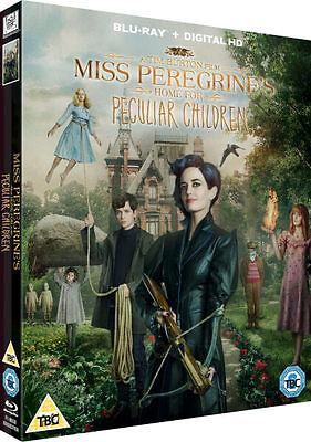 Miss Peregrine's Home For Peculiar Children (Blu-ray) *BRAND NEW*