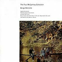 Wild Life by Mccartney,Paul & Wings | CD | condition good