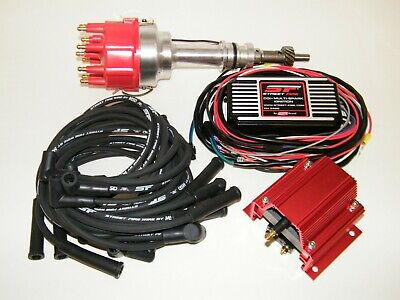 MSD Street Fire Ford SBF Pro Billet Distributor Ignition Box Coil 289,302 SBF