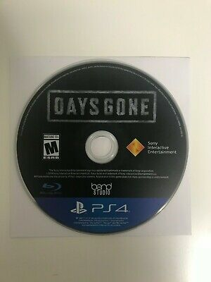 Days Gone (Sony PlayStation 4, 2019) *GAME DISC ONLY*