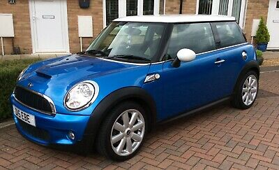 2008 Mini Cooper S Chilli Pack,Very Low Mileage