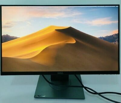 DELL 2417DG G-SYNC Gaming Monitor 1440p 144hz (OC 165hz) TN