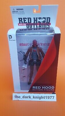DC Collectibles Red Hood And The Outlaws Red Hood Figure. The New 52 Series.