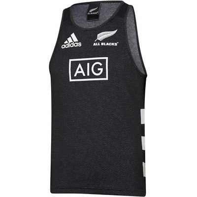 NEW Official 2019 All Blacks Singlet
