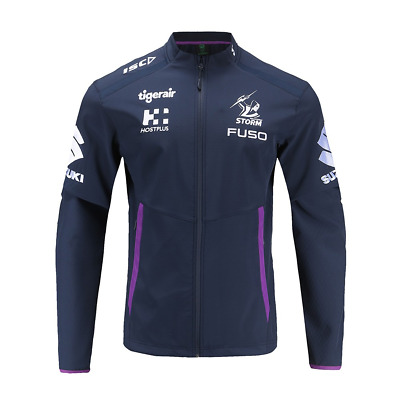 NEW Official 2019 Melbourne Storm Mens Arena Jacket