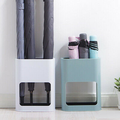Household Umbrella Rain Free Drain Stand Storage Holder Rack Storage Solution
