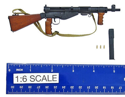 Roy WWII British Red Devils - Sten Mark V SMG - DID Action Figure Accessory