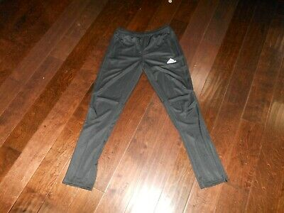 NWT ADIDAS TIRO17 Tapered Fit BK0351 Training Pants Size Youth XL Black $40!