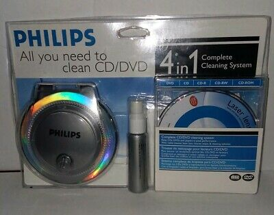 Phillips 4in1 cleaner