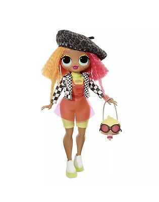 """LOL Surprise OMG 11"""" Fashion Doll Neonlicious Series 1 2 5 Fun Toy Game Kids NEW"""