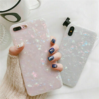 For OPPO A73 AX7 AX5s Reno Z 2Z Bling Glitter Sparkly Soft Slim Gel Cover Case