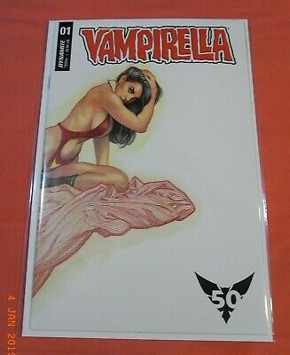 VAMPIRELLA #1 - 50th Anniversary - Cover A (2019 Vol 5)