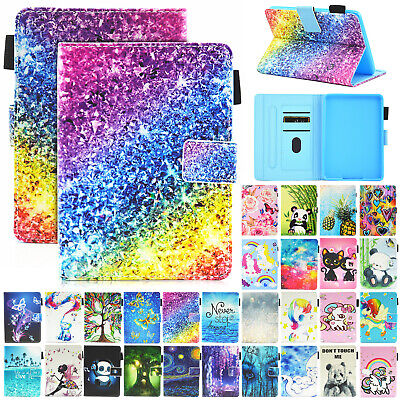 For Amazon Kindle Paperwhite 1/2/3 Case Smart Flip Leather Wallet Stand Cover