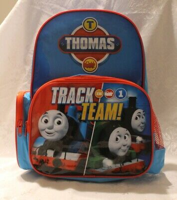 THOMAS The Tank Engine & FRIENDS Boys kids BACKPACK school bag preschool ages 3+