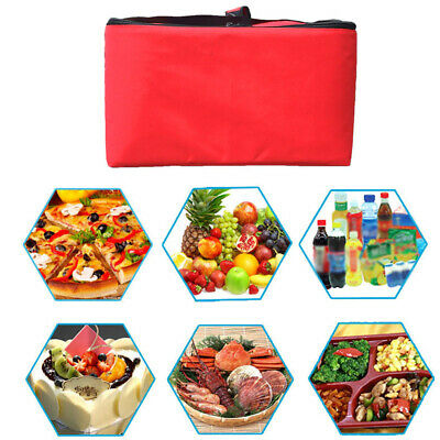 Professional Insulated Pizza Food Delivery Large Bag Moisture Free Pizza Boxes