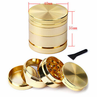 Dore 40MM Epice Broyeur a main Moulin a Herbe pollen 4 couches Grinder